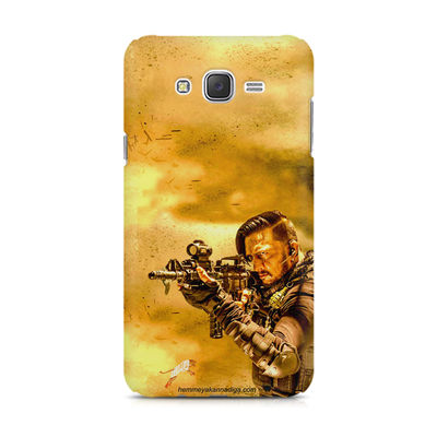 Kichha Sudeep Mobile Back Case Hebbuli 3 Samsung J3