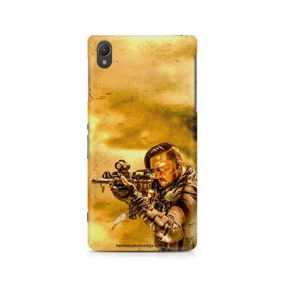 Kichha Sudeep Mobile Back Case Hebbuli 3 Sony Xperia Z2 L50W
