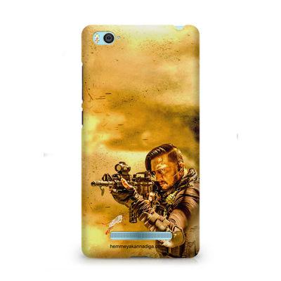 Kichha Sudeep Mobile Back Case Hebbuli 3 Xiaomi Mi4i