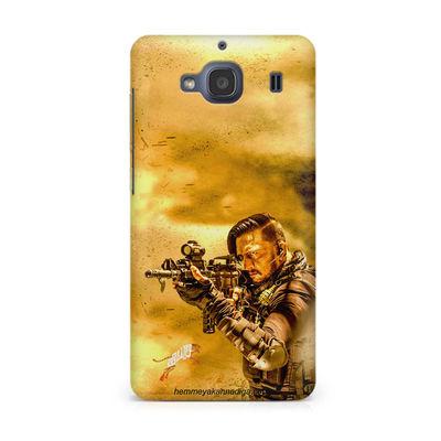 Kichha Sudeep Mobile Back Case Hebbuli 3 Xiaomi Redmi 2