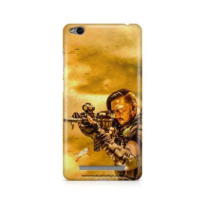 Kichha Sudeep Mobile Back Case Hebbuli 3 Xiaomi Redmi 3s
