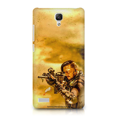Kichha Sudeep Mobile Back Case Hebbuli 3 Xiaomi Redmi Note