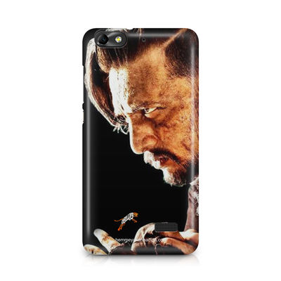 Kichha Sudeep Mobile Back Case Hebbuli 4 Huawei Honor 4C