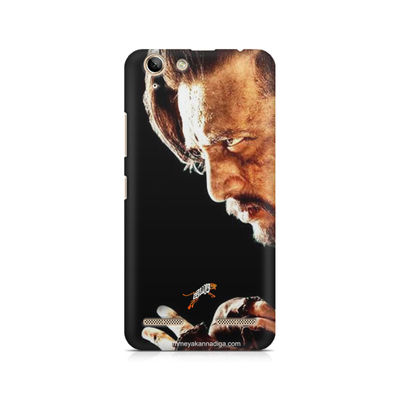 Kichha Sudeep Mobile Back Case Hebbuli 4 Lenovo K5 Plus