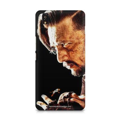 Kichha Sudeep Mobile Back Case Hebbuli 4 OnePlus X