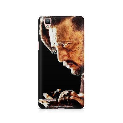 Kichha Sudeep Mobile Back Case Hebbuli 4 Oppo F1
