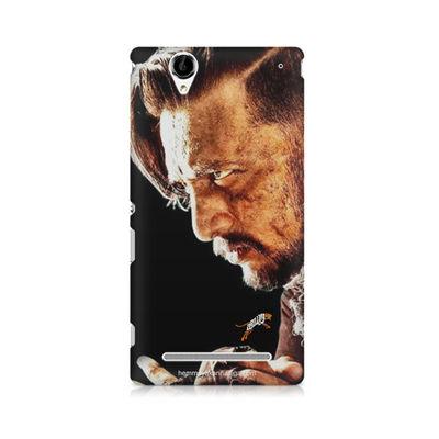 Kichha Sudeep Mobile Back Case Hebbuli 4 Sony Xperia T2