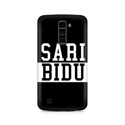 Sari Bidu Premium Printed Case For LG K10