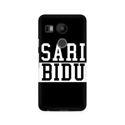 Sari Bidu Premium Printed Case For LG Nexus 5X