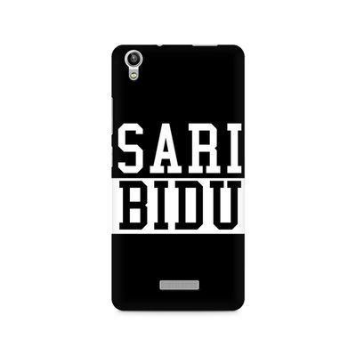 Sari Bidu Premium Printed Case For Lava Pixel V1