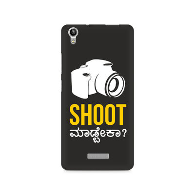 Shoot Madbeka Premium Printed Case For Lava Pixel V1