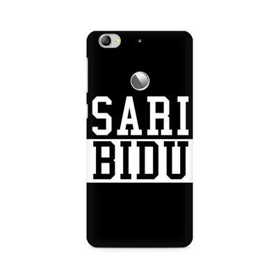 Sari Bidu Premium Printed Case For LeEco Le 1S