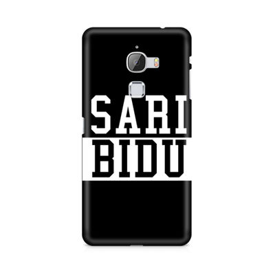 Sari Bidu Premium Printed Case For LeEco Le Max