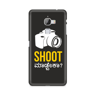 Shoot Madbeka Premium Printed Case For LeEco Le Max