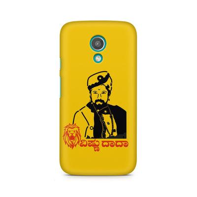 Sahas Simha Vishnu Dada Premium Printed Case For Moto G2