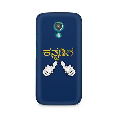 Nanu Kannadiga Premium Printed Case For Moto G2