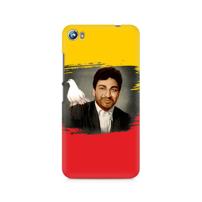 Dr Rajkumar Premium Printed Case For Micromax Canvas Fire 4