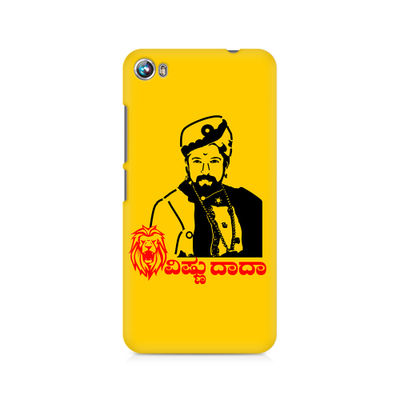 Sahas Simha Vishnu Dada Premium Printed Case For Micromax Canvas Fire 4