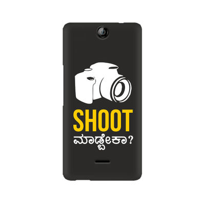Shoot Madbeka Premium Printed Case For Micromax Canvas Juice 3