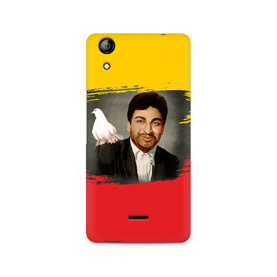 Dr Rajkumar Premium Printed Case For Micromax Canvas Selfie 2