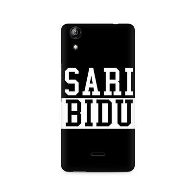 Sari Bidu Premium Printed Case For Micromax Canvas Selfie 2