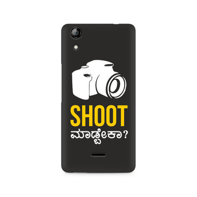 Shoot Madbeka Premium Printed Case For Micromax Canvas Selfie 2