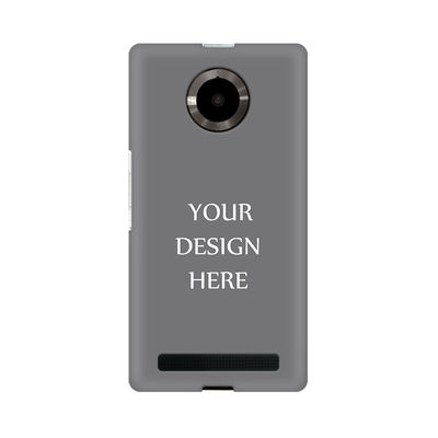 MICROMAX-Personalized Mobile Case