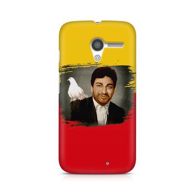 Dr Rajkumar Premium Printed Case For Moto X