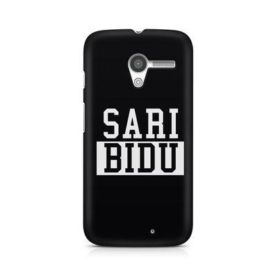 Sari Bidu Premium Printed Case For Moto X