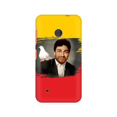 Dr Rajkumar Premium Printed Case For Nokia Lumia 530