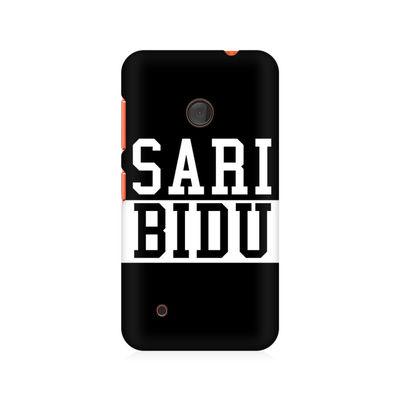 Sari Bidu Premium Printed Case For Nokia Lumia 530