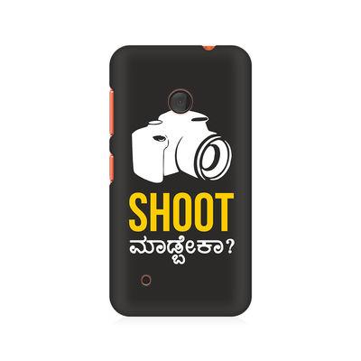 Shoot Madbeka Premium Printed Case For Nokia Lumia 530