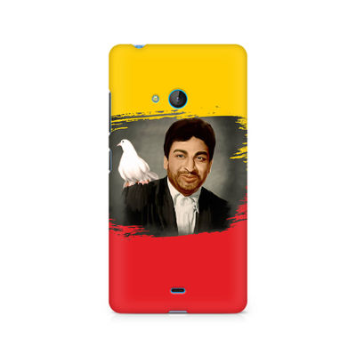 Dr Rajkumar Premium Printed Case For Nokia Lumia 540
