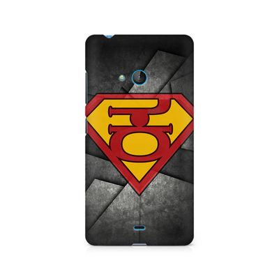 Super Kannadiga Premium Printed Case For Nokia Lumia 540