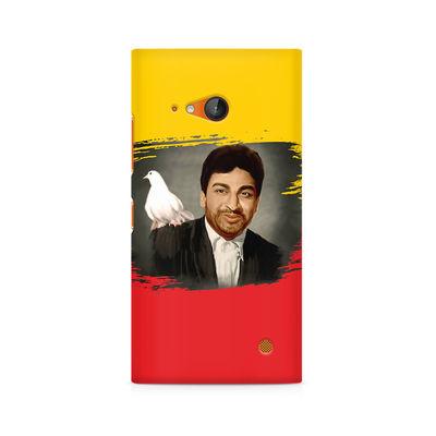 Dr Rajkumar Premium Printed Case For Nokia Lumia 730