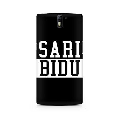 Sari Bidu Premium Printed Case For OnePlus One