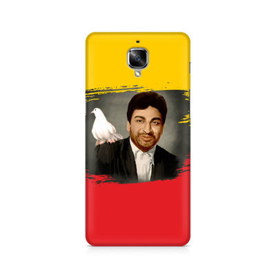 Dr Rajkumar Premium Printed Case For OnePlus Three