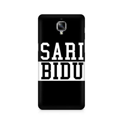Sari Bidu Premium Printed Case For OnePlus Three