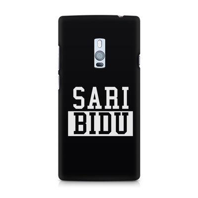 Sari Bidu Premium Printed Case For OnePlus Two