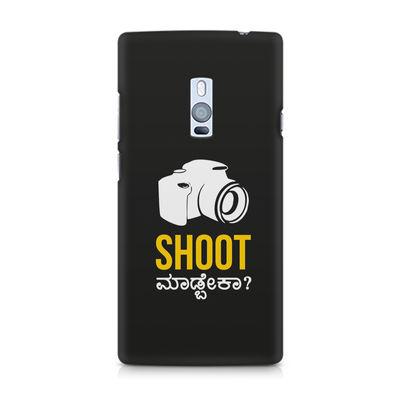 Shoot Madbeka Premium Printed Case For OnePlus Two