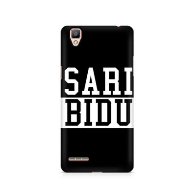 Sari Bidu Premium Printed Case For Oppo F1