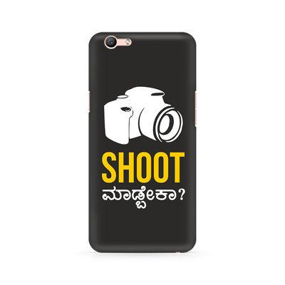 Shoot Madbeka Premium Printed Case For Oppo F1s
