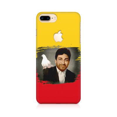 Dr Rajkumar Premium Printed Case For Apple iPhone   7 Plus With Logo Cut