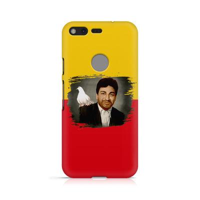 Dr Rajkumar Premium Printed Case For Google Pixl