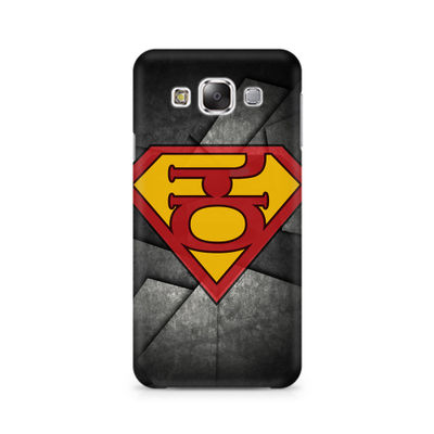 Super Kannadiga Premium Printed Case For Samsung E5