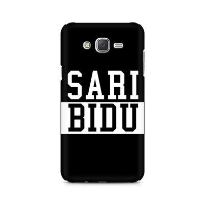 Sari Bidu Premium Printed Case For Samsung J1 2016