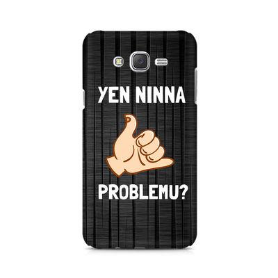 Yen Ninna Problemu? Premium Printed Case For Samsung J1 2016