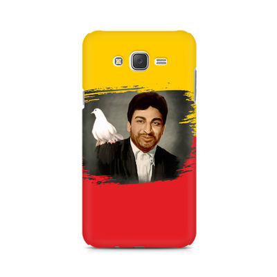 Dr Rajkumar Premium Printed Case For Samsung J1