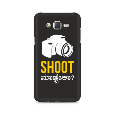 Shoot Madbeka Premium Printed Case For Samsung J3