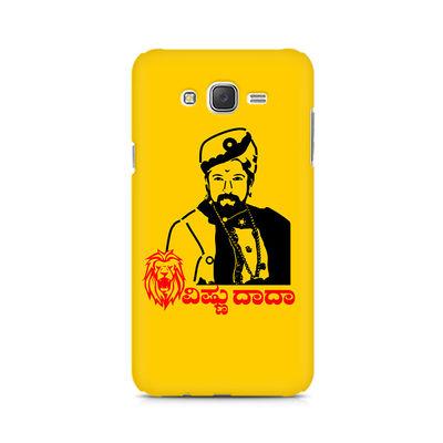 Sahas Simha Vishnu Dada Premium Printed Case For Samsung J3
